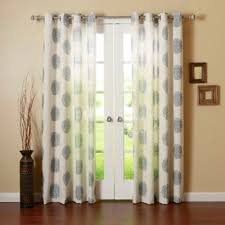 Linen Curtains With Grommets Buy Linen Grommet Panel From Bed Bath U0026 Beyond