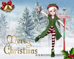 christmas elf wallpaper ultimate free desktop wallpaper gallery