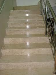 Popular Escada Marmore Travertino - Marmoraria - Mármores e Pedras #UZ69