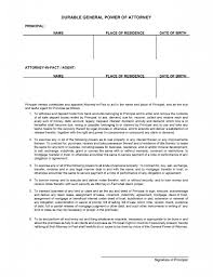 Revoke Power Of Attorney California by Free Durable Power Of Attorney Adobe Pdf Word