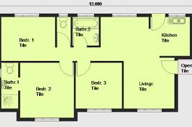 single story open floor plans free house floor plans south open