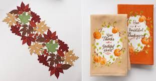 kohl s thanksgiving table decor deals