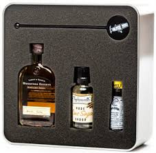 Old Fashioned Gift Set Tipplesworth Old Fashioned Mini Cocktail Kit Thedrinkshop Com
