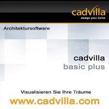 architektur cad software cadvilla basic plus architektur 2d 3d cad software programm