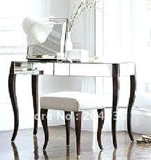 Glass Vanity Table With Mirror Vanities Small Mirrored Dressing Table Uk Diy Vanity Table