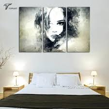 Painting Bedroom Furniture Abstract Wall Painting Ideas Painting Bedroom Ideas Reviews Online