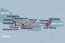 Nepal On Map Nepal Tours Trekking U0026 Travel Peregrine Adventures En Gb