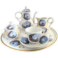porcelain tea set transparent png stickpng