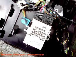 bmw x5 e53 how to u2013 trailer lighting harness control module