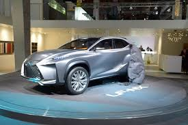 lexus new suv lineup youtube lexus cars news lf nx concept