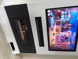 tv over fireplace essex thornwood fireplaces