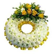 funeral wreaths omega funeral homes