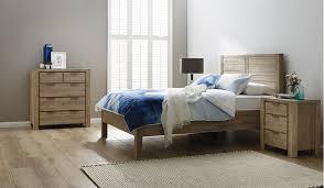 Timber Bedroom Furniture by Valmiera Queen Tallboy Bedroom Suite