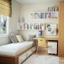 Good Colors And Smart Layout For Such A Small Space Home Decor - Teenage bedroom designs for small spaces