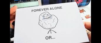 Forever Alone Girl Meme - gif love lol art funny girl haha cute adorable forever meme