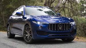 suv maserati the new 2018 maserati levante s suv youtube