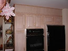 pickled oak cabinets are now perfectly stylish decorative