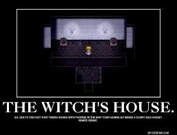 House Meme - the witch s house l meme l by s cares on deviantart