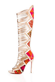 christian louboutin launches capsule collection with indian