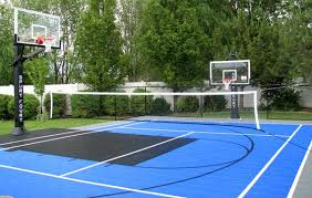 Backyard Sports Game Confluence Multi Sport Game Courts U2013 Sport Court West Ie