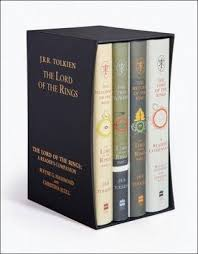 lord of the rings 50th anniversary edition the lord of the rings j r r tolkien 4 vol set 60th anniversary