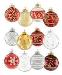 tree classics types of ornaments