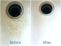 how to remove rust stains from porcelain sink remove rust from porcelain sink winterama info