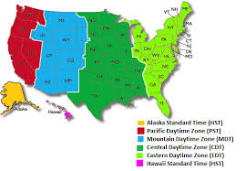 us map divided by time zones geography us maps time zones time zone map united states