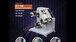 paper roll cutter dispenser doctoring precision rewinders