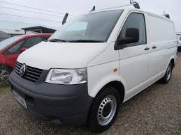 used volkswagen van used 2007 volkswagen transporter t28 swb tdi t5 for sale in