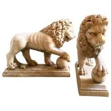 marble lions for sale guilded silver and carrara marble top baroque console italy circa
