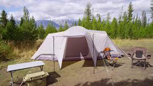 backwoods three room cabin tent by cabela u0027s camp cabela u0027s youtube