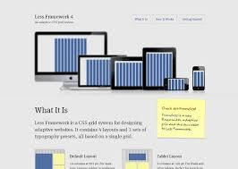 web layout grid template responsive web design grid template 50 useful responsive web design