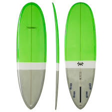 modern love modern modern love child surfboard grey lime