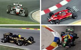 f1 cars ranked the 20 best looking f1 cars of all formula 1