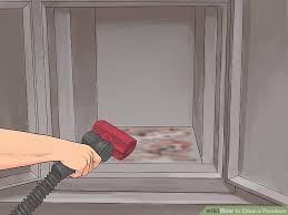 How To Clean Fireplace Bricks With Vinegar by How To Clean A Fireplace 15 Steps With Pictures Wikihow