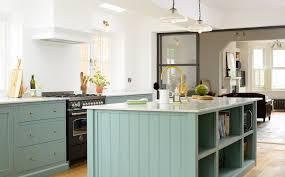 the trinity blue kitchen aka st albans devol kitchens
