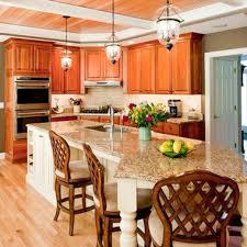 Shaped Kitchen Islands Shaped Kitchen Islands Shape With Island Shaped