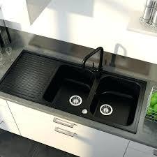 evier cuisine granit noir cuisine granit evier cuisine granit noir et blanc porownywarka info