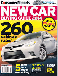 consumer reports buying guide 2014 editors of consumer reports
