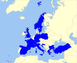 Interactive Map Of Europe Euronunet U2013 Funded By The Horizon 2020 Framework Programme Of The