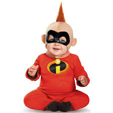 disney halloween costumes for toddlers buy disney u0027s the incredibles deluxe baby jack jack costume for