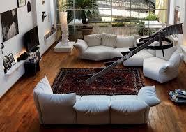 standard sofa by francesco binfaré for edra
