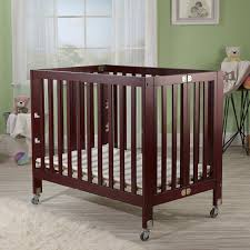 Dream On Me 3 In 1 Portable Convertible Crib by Orbelle Tina Three Level Mini Portable Crib Hayneedle