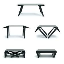 End Table L Combo Coffee Table To Dining Table Coffee Table To Dining Table Ikea