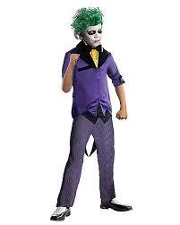 kids joker costume batman spirithalloween com