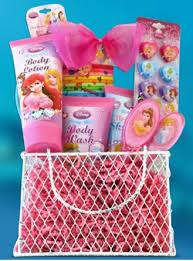 pre made easter baskets for kids pre made easter basket for disney princess toiletries gift