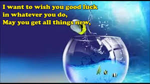 luck wishes sms text message blessings best wishes