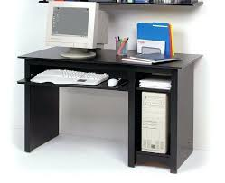 excellent good black small computer desk with hutch corner white gaming desk good black small