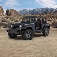 Rubicon Trail Map 2017 Jeep Wrangler Limited Edition Vehicles
